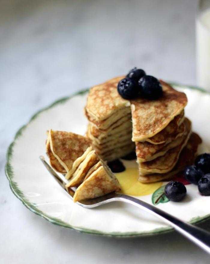 Εύκολη_συνταγή_για_pancakes_με_μπανάνα