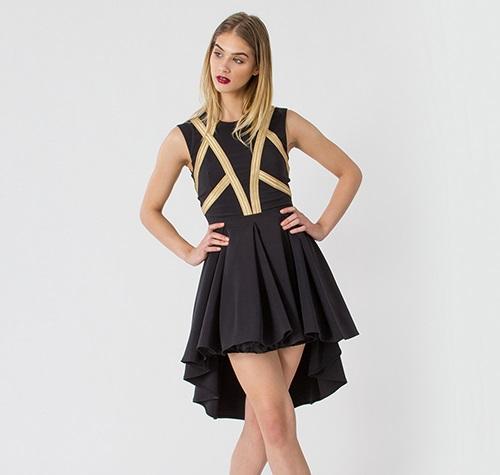 bb451868acc7 Παρουσιάζουμε τα πιο chic φορέματα για ρεβεγιόν(6)