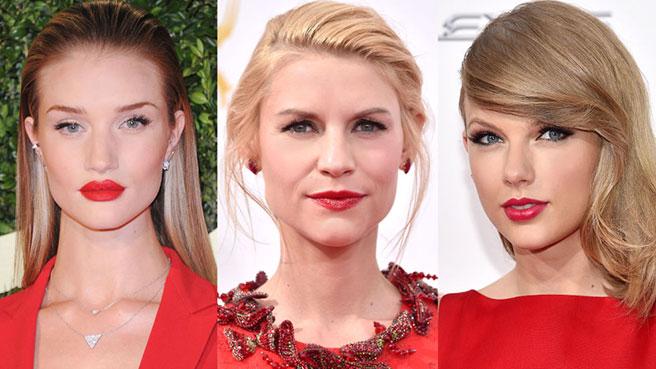 Τι μακιγιάζ ταιριάζει με κάθε χρώμα φορέματος σου (2). Τι μακιγιάζ  ταιριάζει με κόκκινο φόρεμα a9caa542477
