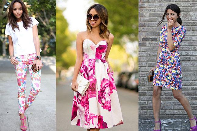 Η floral τάση μέσα από τα καλύτερα street style outfits(4) cbf6e29fac6