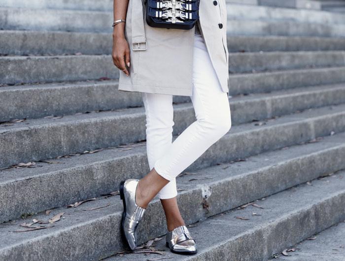 Πως να φορέσω το λευκό παντελόνι τα απαραίτητα style tips