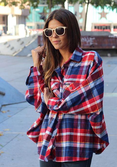 ανοιξιάτικα πουκάμισα: street fashion ιδέες για να τα φορέσετε