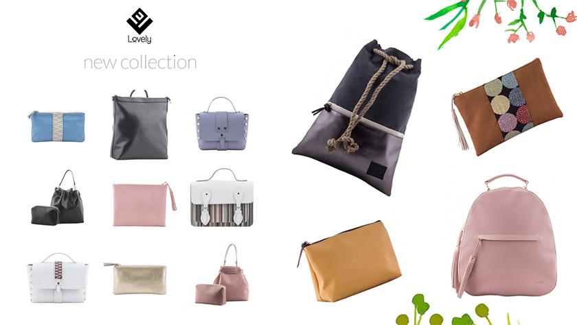 lovely handmade bags H νέα συλλογή φέρνει την άνοιξη στο στυλ