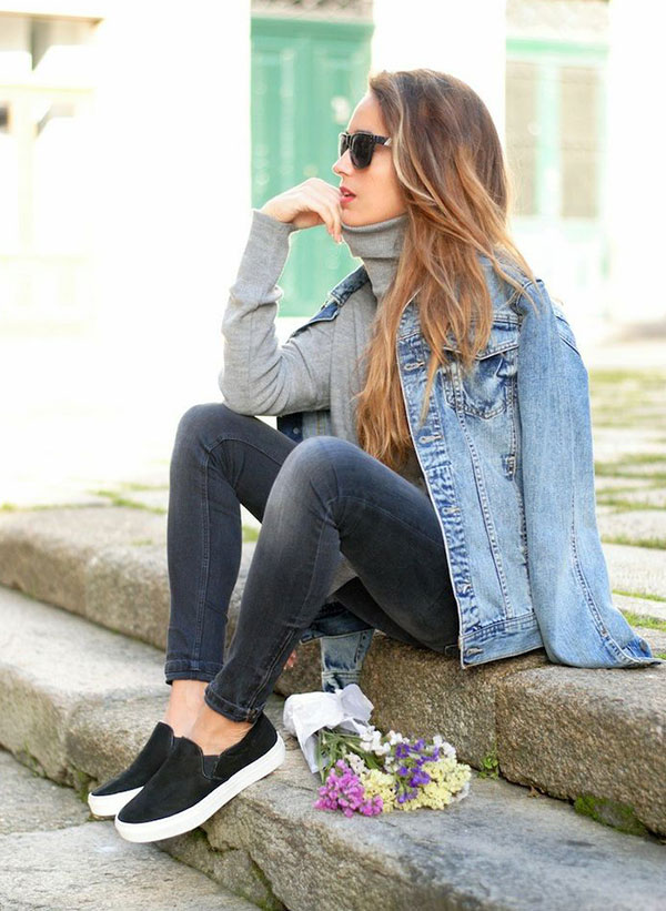 slip on sneakers: άνετα βήματα με στυλ όλες τις ώρες