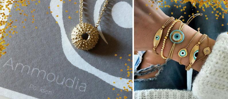 Κοσμήματα Polikseni: χειροποίητοι θησαυροί γεμάτοι έμπνευση