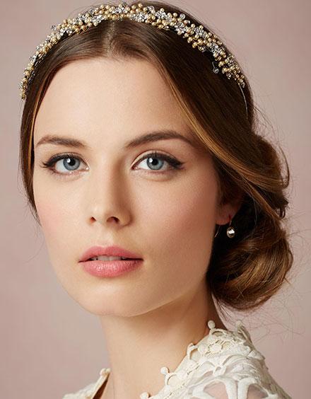 Νυφικό μακιγιάζ σε ροζ αποχρώσεις: 4 υπέροχες προτάσεις