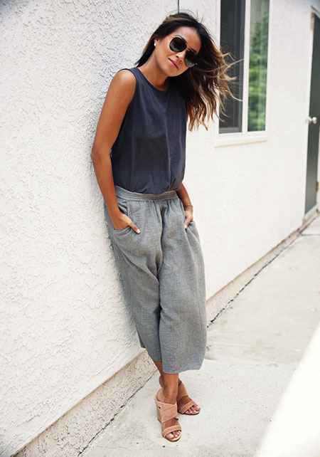Πως να συνδυάσω την παντελόνα: 10 street style προτάσεις