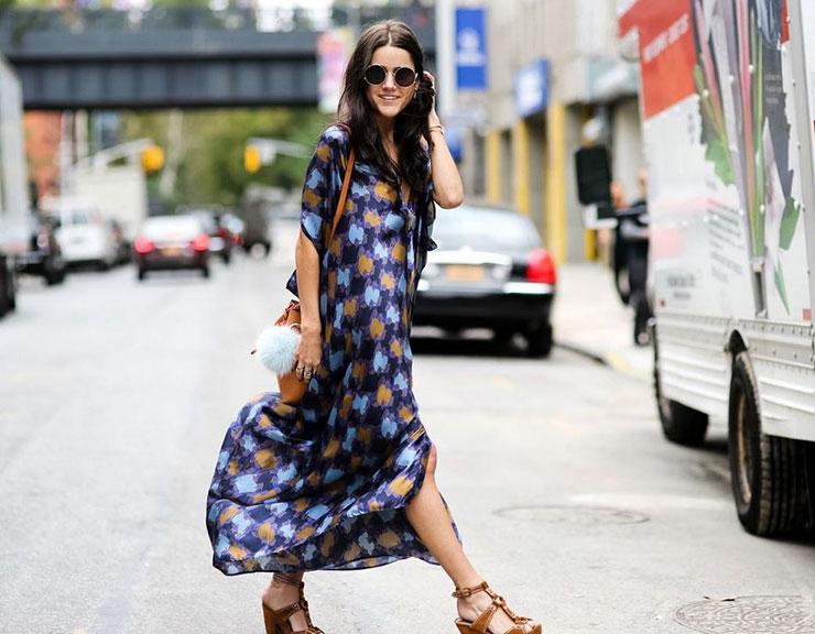 boho chic στυλ: τα αγαπημένα μας street style looks