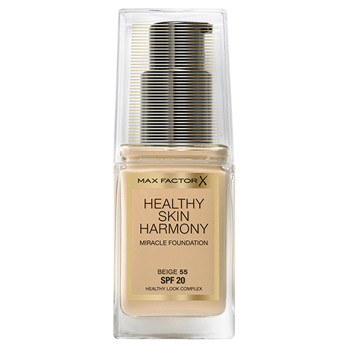 Max Factor Healthy Skin Harmony foundation: νέο επαναστατικό makeup