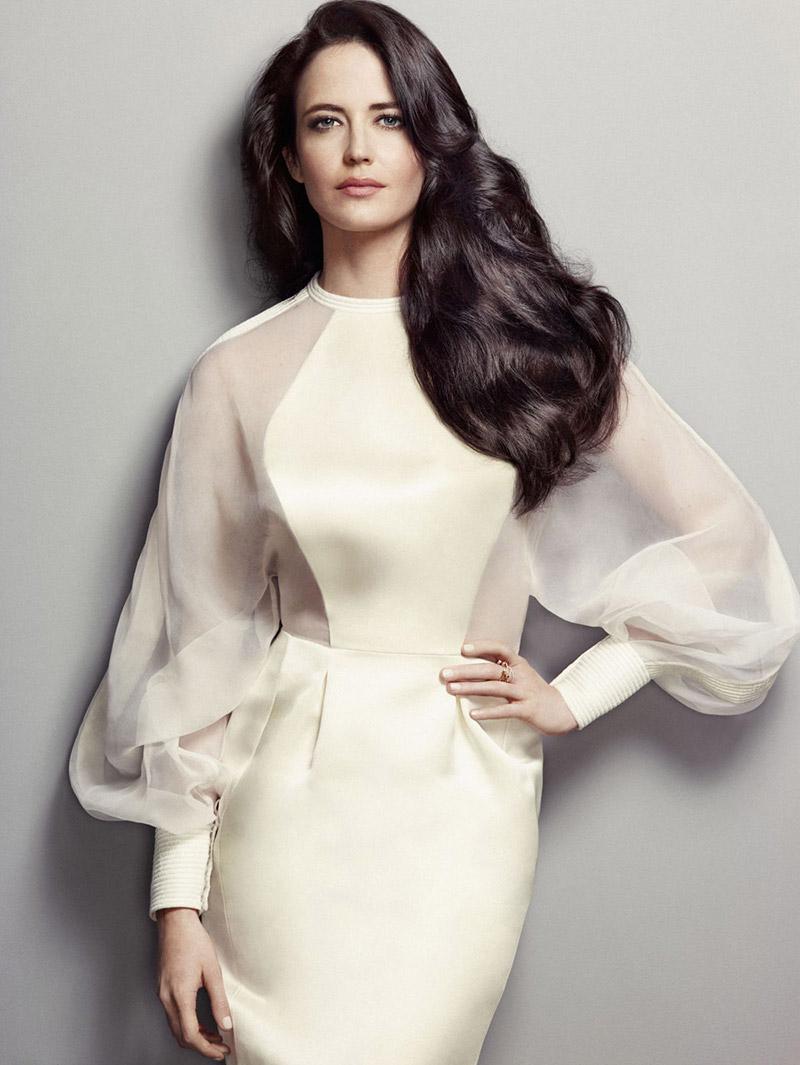 Η L Oreal Professionnel μαλλιά επιλέγει την Eva Green b37525bf31e