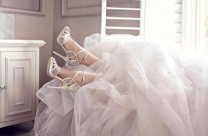 bba431c7437 Νέα συλλογή jimmy choo νυφικά παπούτσια της φετινής άνοιξης