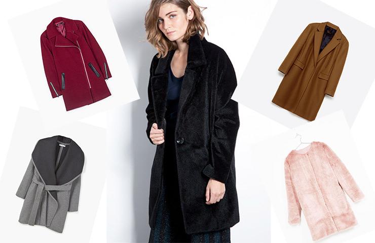 Διαλέγουμε τα 5 πιο στυλάτα γυναικεία παλτό της αγοράς
