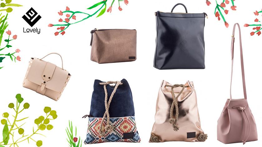812e68b063 lovely handmade bags H νέα συλλογή φέρνει την άνοιξη στο στυλ