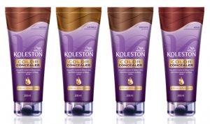 Koleston Color Concealer επαναστατική κρέμα μαλλιών με χρώμα