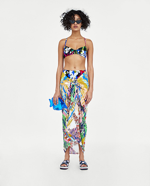 Zara μαγιό 2018: η νέα beachwear συλλογή είναι εδώ