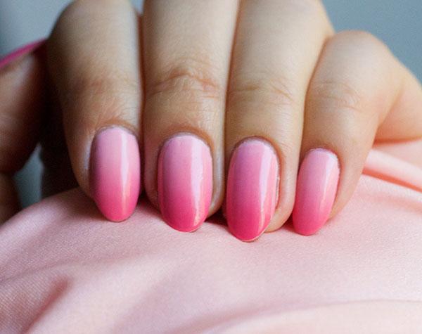 Όμπρε νύχια η τάση που μονοπωλεί στο μανικιούρ