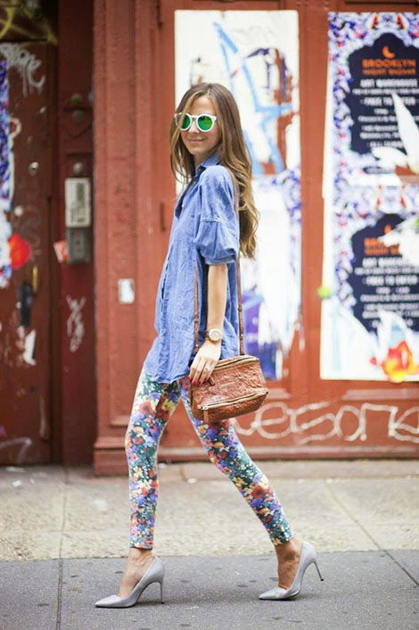 Ντύσιμο με κολάν: 10 αγαπημένα outfits για κάθε περίσταση
