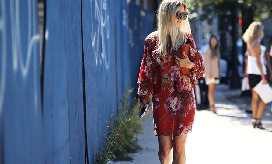 d31da6afa33d Floral ρούχα  γιατί είναι must σε κάθε ανοιξιάτικο ντύσιμο
