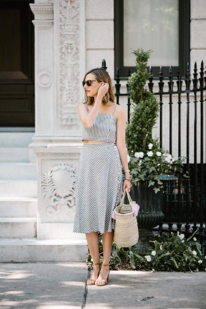 Ιδέες για καθημερινό ντύσιμο το καλοκαίρι που θα λατρέψεις