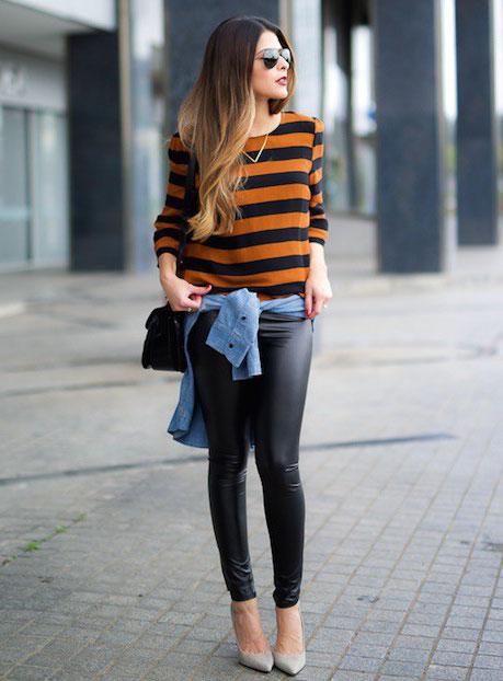 Ντύσιμο με κολάν 10 αγαπημένα outfits για κάθε περίσταση