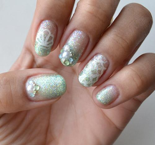 Mermaid nails η νέα άκρως εντυπωσιακή τάση στα νύχια