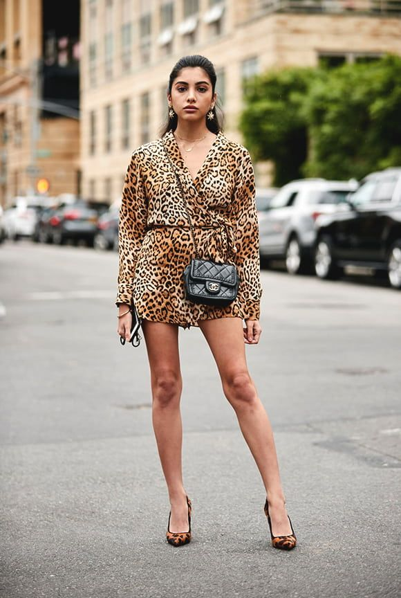 Animal print τάση στα ρούχα  τι να προτιμήσετε φέτος 05a1b312e98