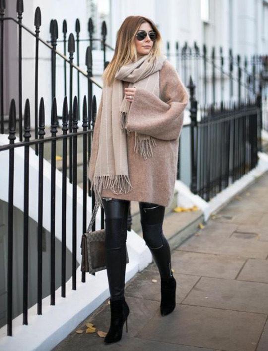 Καθημερινό ντύσιμο χειμώνας: 6 ιδέες για να αντιγράψεις