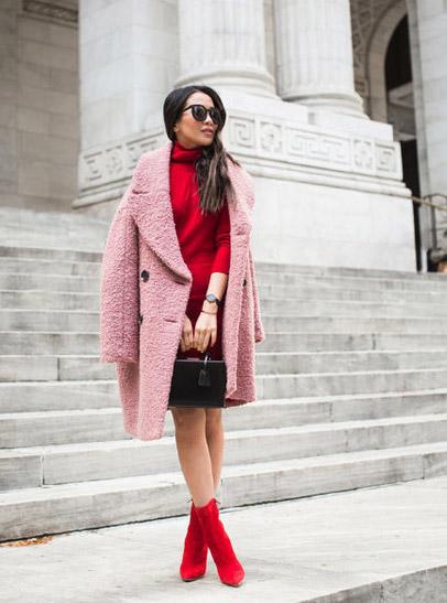 Συνδυασμοί με κόκκινο χρώμα: προτάσεις για τέλειο look